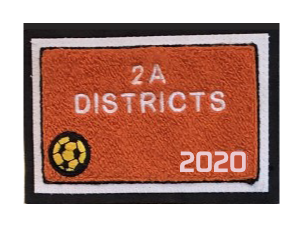 Champ, District or honor achievement Award Patch